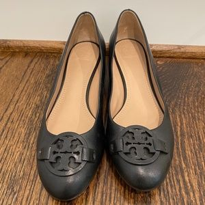 Tory Burch Low Wedge Heels